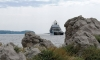 VIDEO – Superyacht of richest New Zealander in stormy Dubrovnik seas