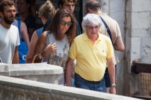 During his Croatian vacation: Bernie Ecclestone's mother in law kidnapped in Brazil