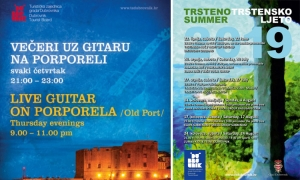 Summer Nights Entertainment continue in Dubrovnik