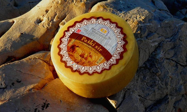 Paski sir declared as the best cheese in the world