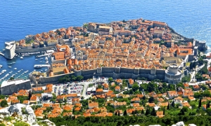 Around 900 tourists spent last weekend in Dubrovnik