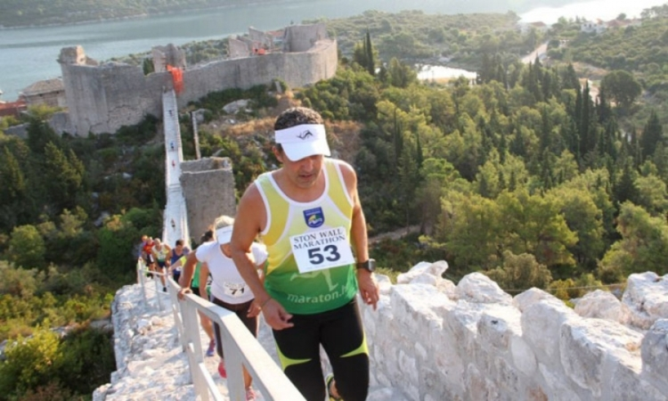 Adventure of a lifetime: Ston Wall Marathon