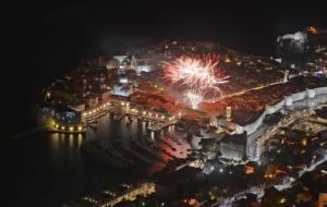 Celebrate New Year in Dubrovnik