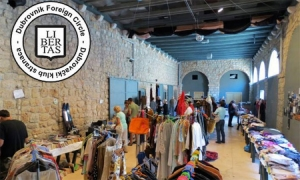Last chance to pick up a bargain in the Dubrovnik second hand sale