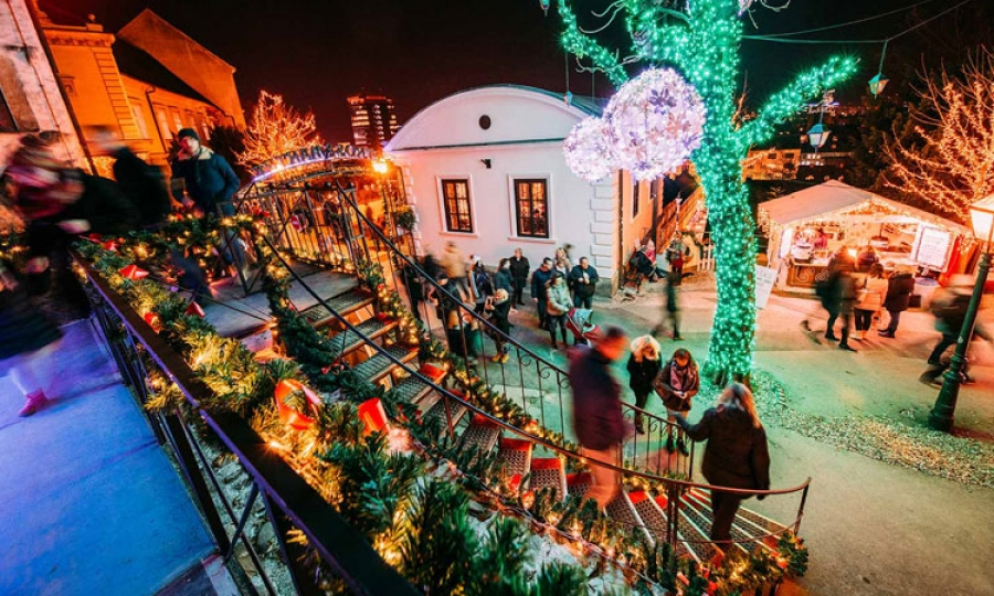 Advent In Zagreb All But Cancelled Due To Covid 19 Pandemic The Dubrovnik Times