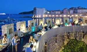 Leading restaurants in Croatia