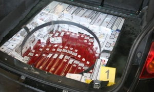 Thousands of smuggled cigarettes discovered at border crossing