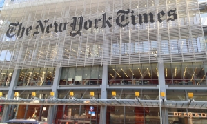 New York Times fills Sunday edition with names of Civid-19 victims