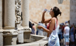 How to eat and drink in the Dubrovnik heatwave
