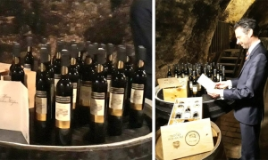 VIDEO -  A Croatian wine has made its way to the Royal Wedding
