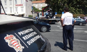 """Dubrovnik traffic inspectors receive death threats for """"doing their job"""""""