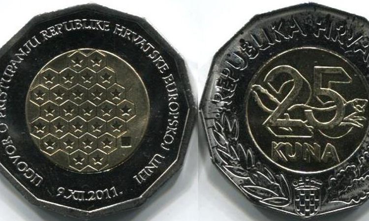 Special commemorative coin to mark Croatia's Independence