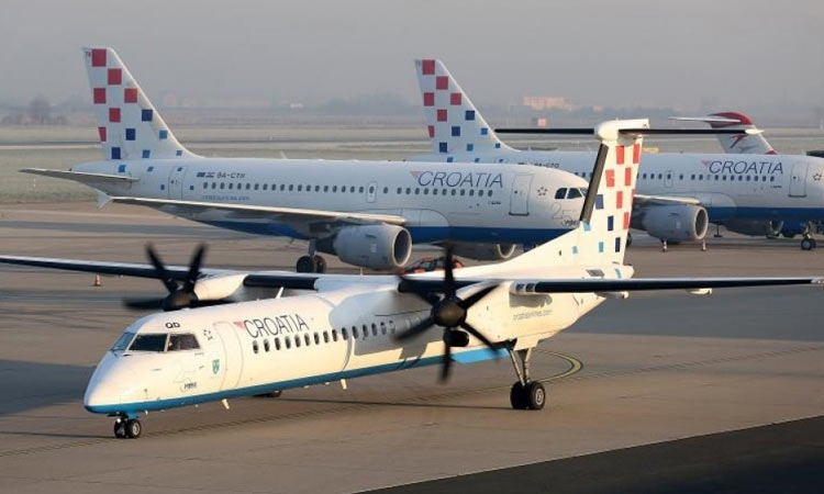 In spite of troubled waters Croatia Airlines records positive results