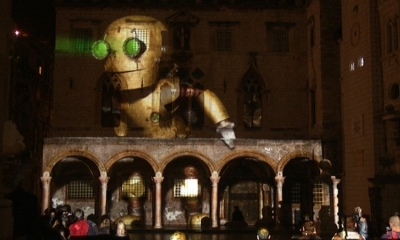 A night to remember – Audio visual journey in Dubrovnik