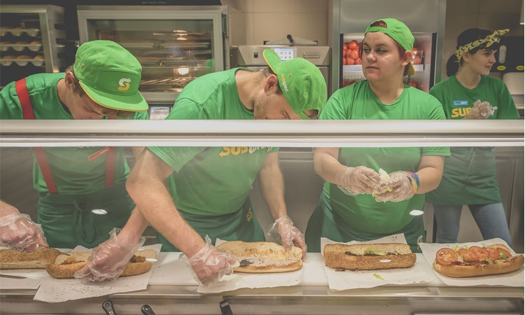 Subway opens second restaurant in Zagreb