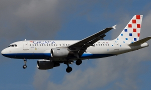 Croatia Airlines high on world safety list