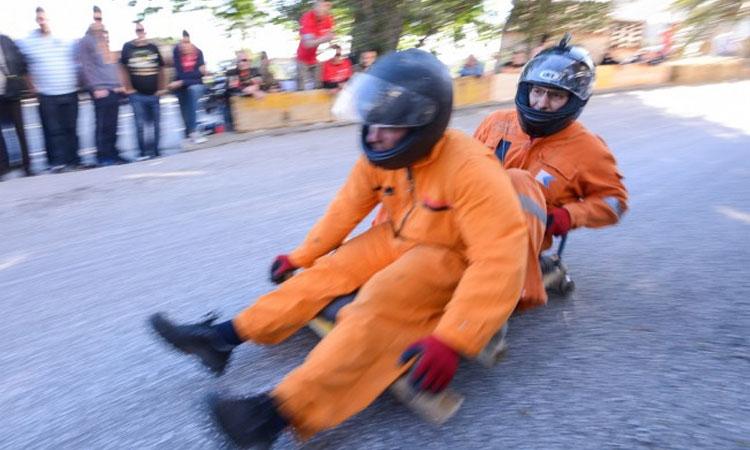 Cart racing in Orasac this weekend - Balinjera 2016