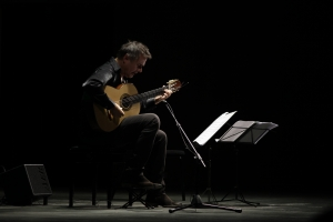 One of the best European guitarists to perform in the Rector's Palace