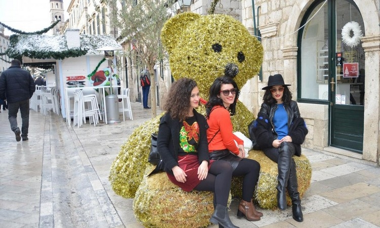 Photo Gallery – Holiday magic in Dubrovnik