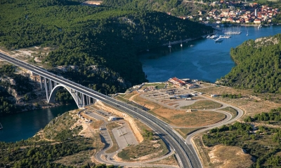 Croatia motorways earn 387 million in 2018