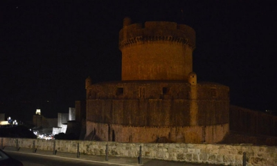 Earth Hour blacks out Dubrovnik