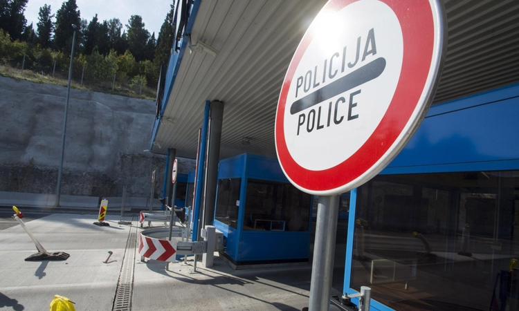 New border crossing between Croatia and Montenegro
