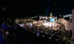 Champions League Football on the biggest screen in Croatia