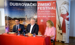 ONE MONTH LEFT Dubrovnik Winter Festival – this is what you can expect this year