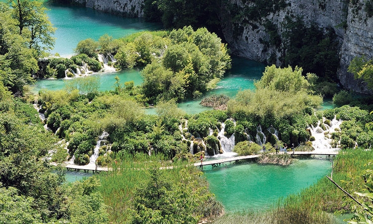 Plitvice Lakes praised by New York Times