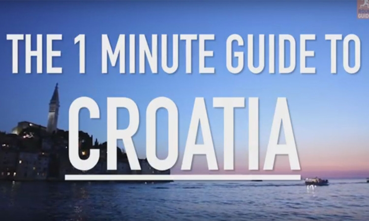 Rough Guide promotes Croatia