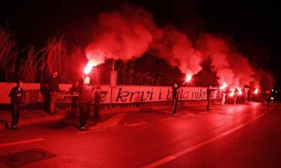 Torcida marks important day