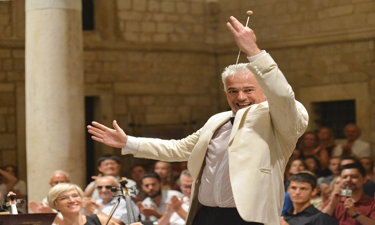 Hornist Toni Kursar and DSO to perform in the Museum of Modern Art Dubrovnik