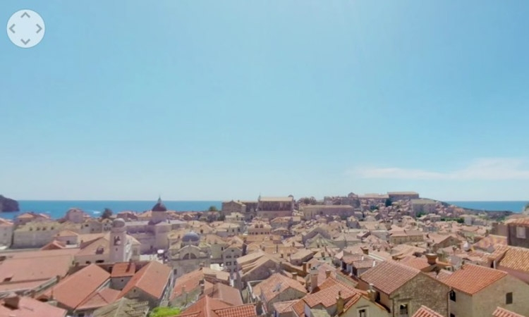VIDEO Amazing 360° Dubrovnik tour