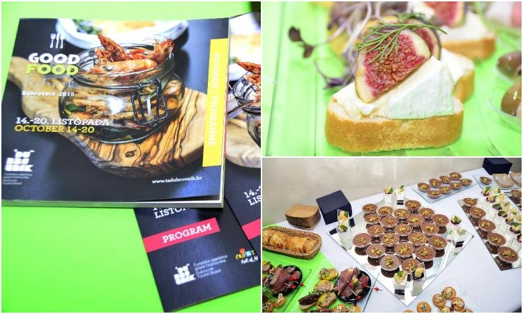 Good Food Festival Dubrovnik to bring joy, amazing food and great experiences