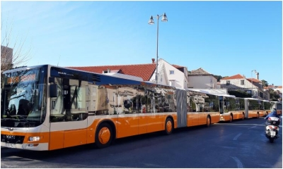 Dubrovnik gets new articulated buses