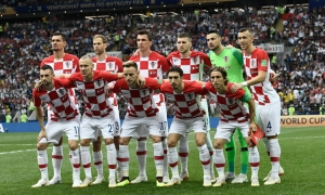 Croatia record best ever position on new FIFA rankings
