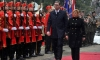 Serbian President on official visit to Croatia