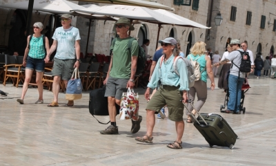 Dubrovnik-Neretva County had an amazing year with over 2 million arrivals