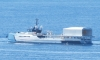 Have you ever seen a yacht like this? - Power Play sails into bay of Zupa