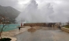 AMAZING VIDEO – Rough seas batter Dubrovnik as south winds reach gale force