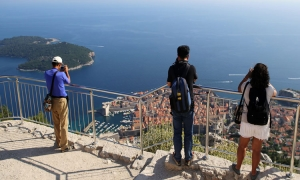 Healthy increase of tourists in Croatia in October