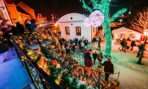 Advent in Zagreb sees sparkling results with increase in guests and overnight stays