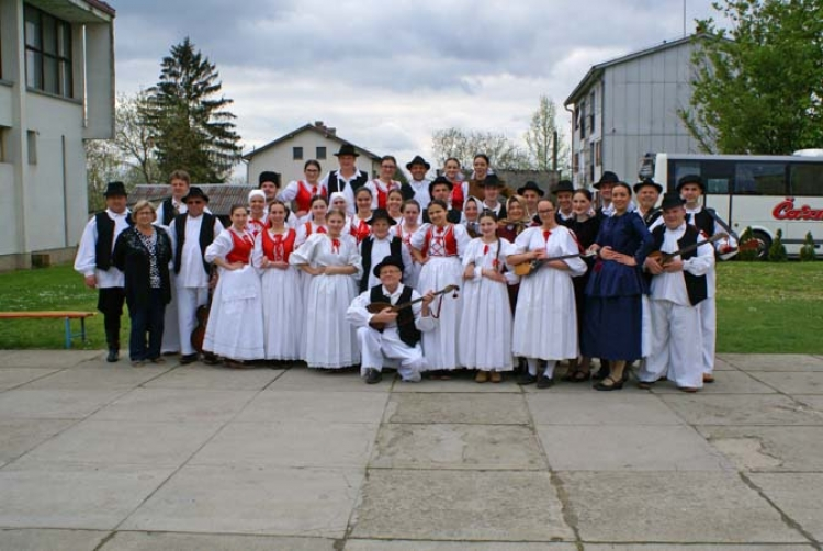 Folklore weekend in the Old Town