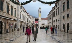 Five reasons to visit Dubrovnik in the winter