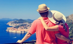 Dubrovnik is one of the most romantic cities in the world