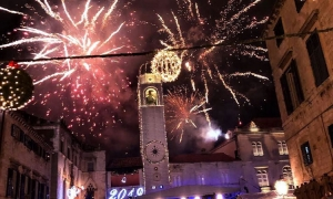 PHOTO – Our top five Dubrovnik New Year Instagram photos