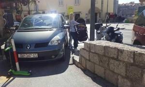 Poor parking in Dubrovnik – no man is an island