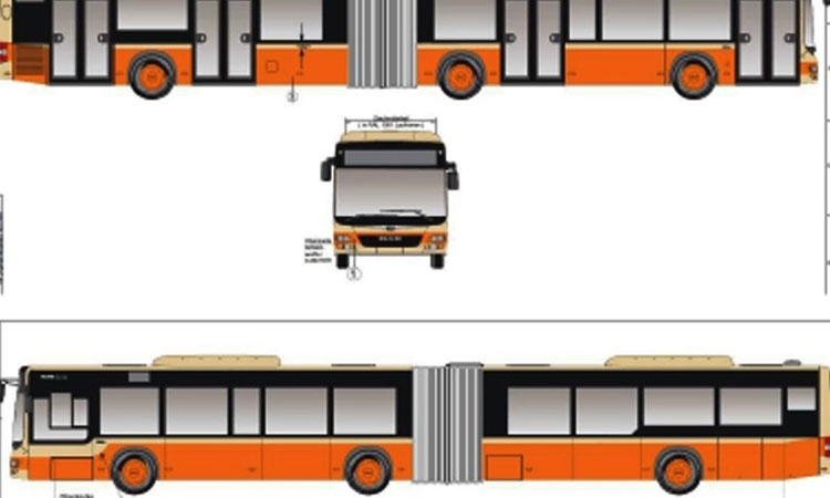 Bendy buses coming to Dubrovnik to ease summer traffic problems