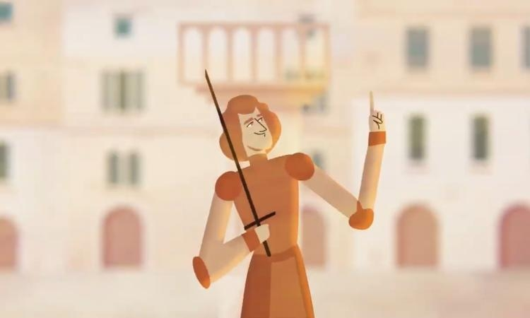 VIDEO – Take a look at the newest animated film: Dubrovnik-safe vacation
