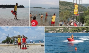 Lifeguards back on the beaches of Dubrovnik from Monday